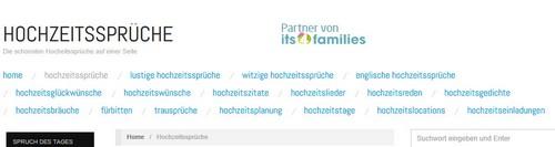 hochzeitssprueche.com banner