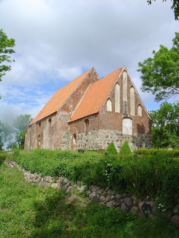 Kirche für die kirchliche Hochzeit