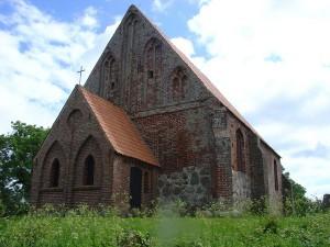 Kirche in Neuenkirchen auf Rügen