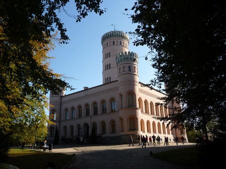 Beliebter Heiratsort: Jagdschloss Granitz