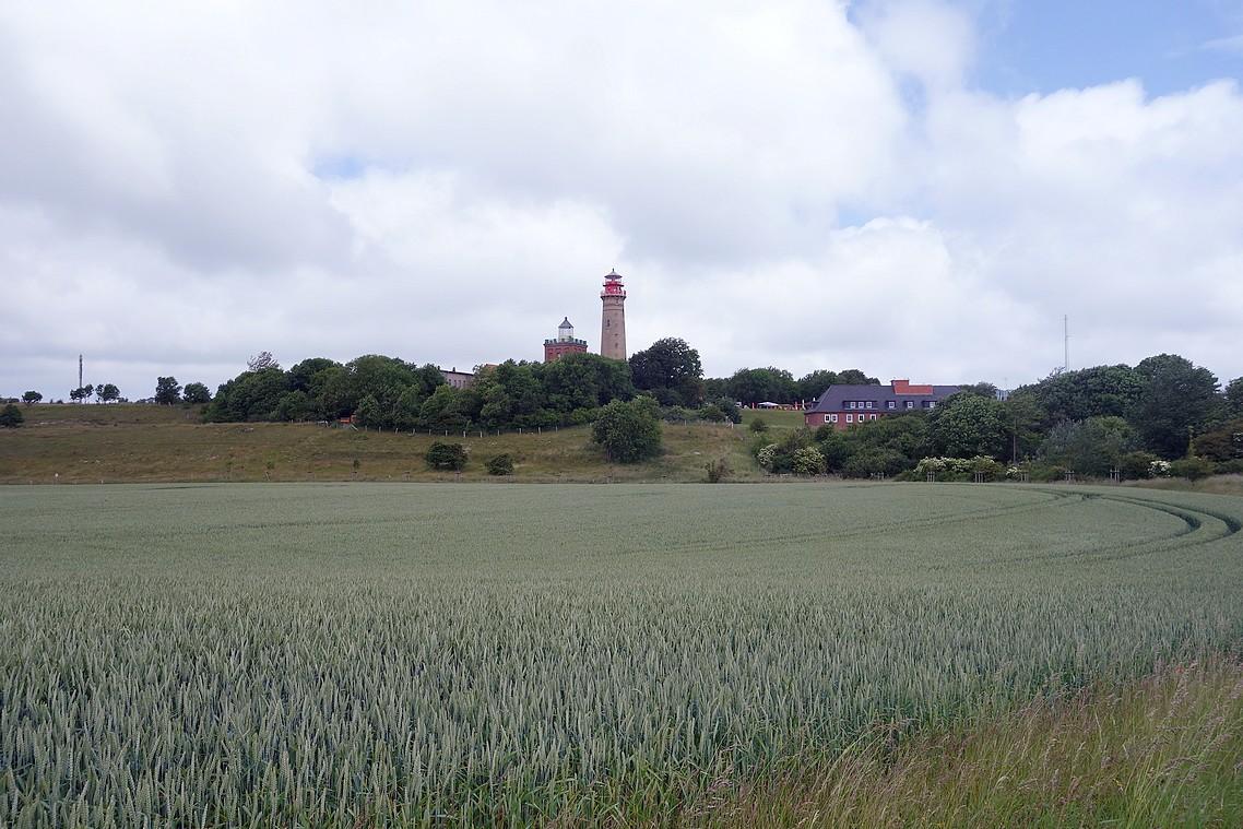 Schinkelturm und Leuchtturm am Kap-Arkona