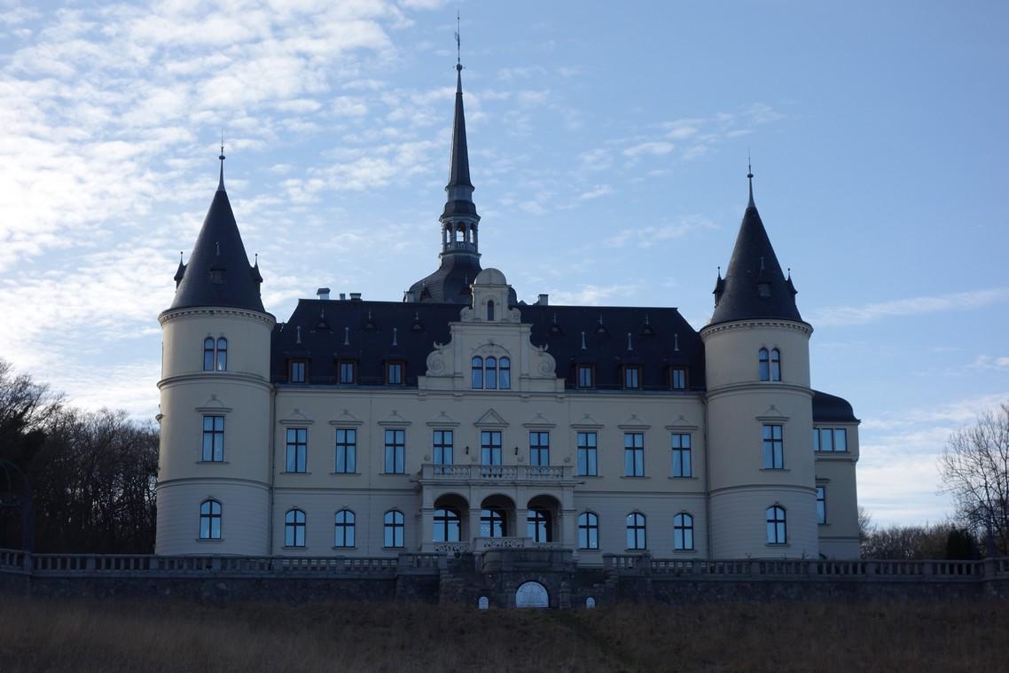 Schloss Ralswiek und Parkanlage